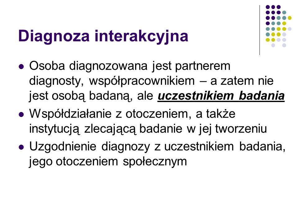 Diagnoza interakcyjna