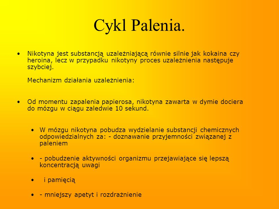 Cykl Palenia.