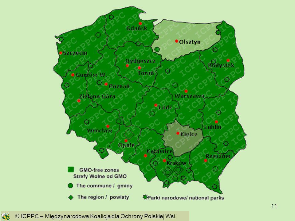 © ICPPC – Międzynarodowa Koalicja dla Ochrony Polskiej Wsi