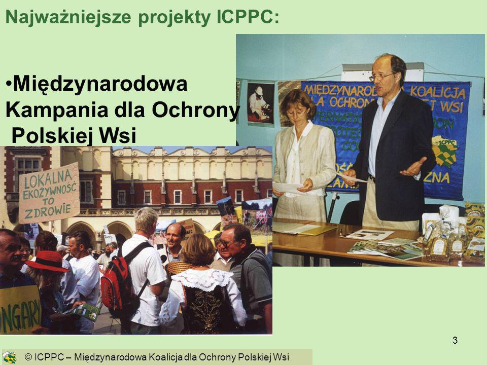 Międzynarodowa Kampania dla Ochrony Polskiej Wsi