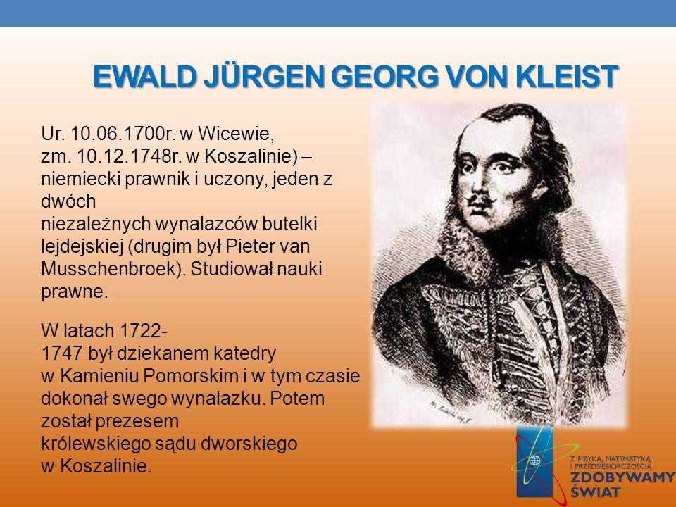 Ewald Jürgen Georg von Kleist