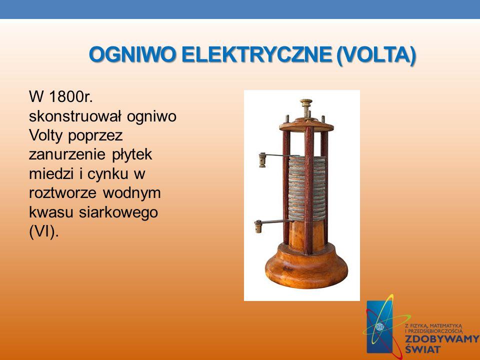 Ogniwo elektryczne (volta)