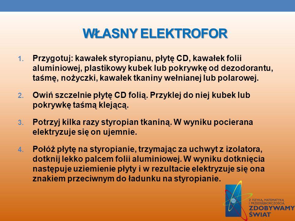 Własny elektrofor