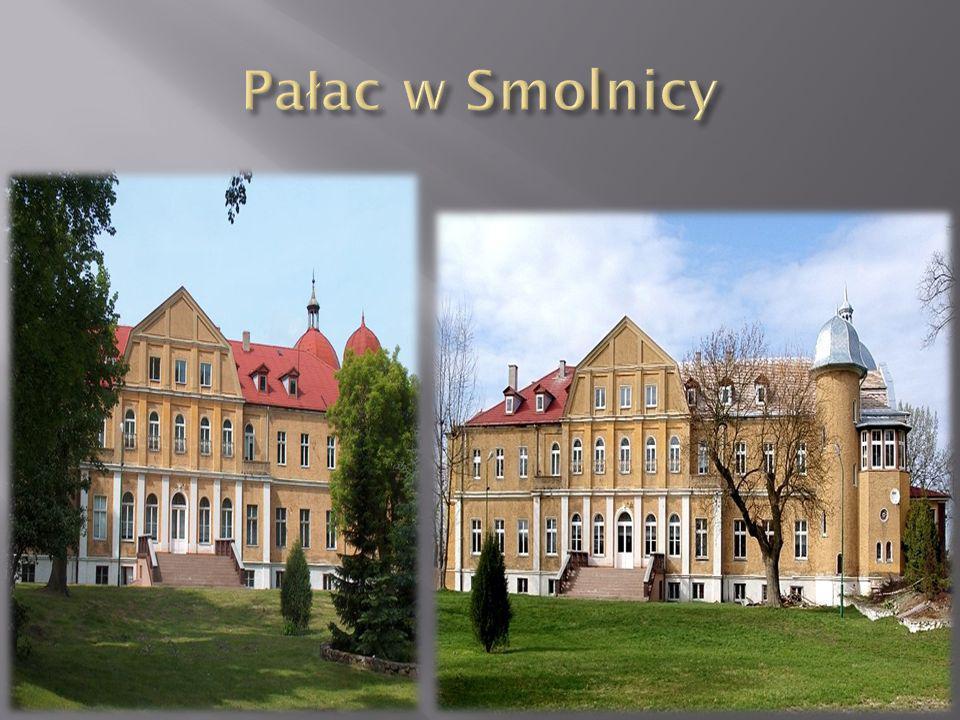 Pałac w Smolnicy