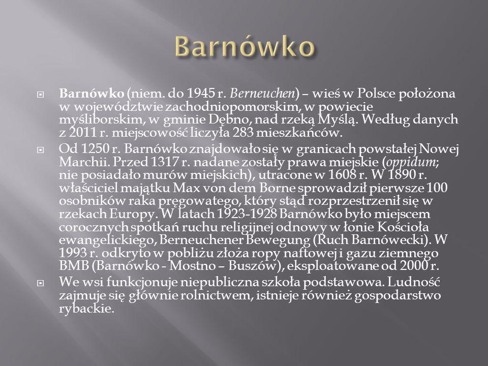 Barnówko