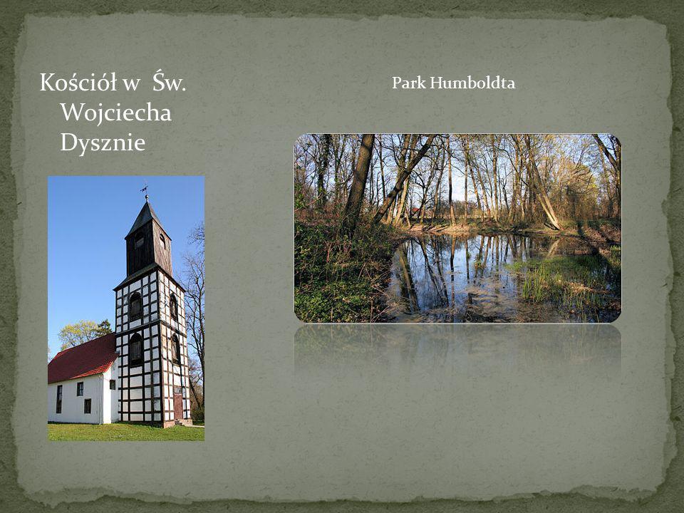 Kościół w Św. Wojciecha Dysznie