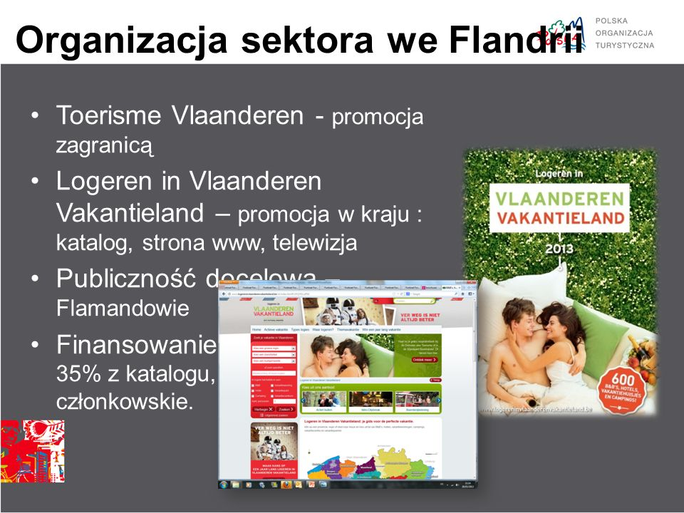Organizacja sektora we Flandrii