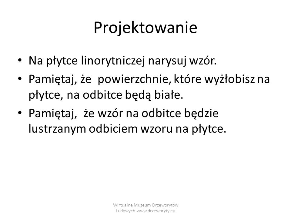 Wirtualne Muzeum Drzeworytów Ludowych www.drzeworyty.eu