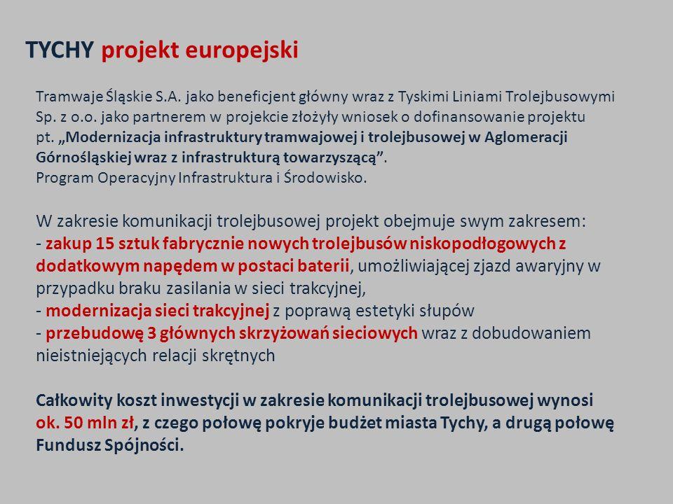 TYCHY projekt europejski