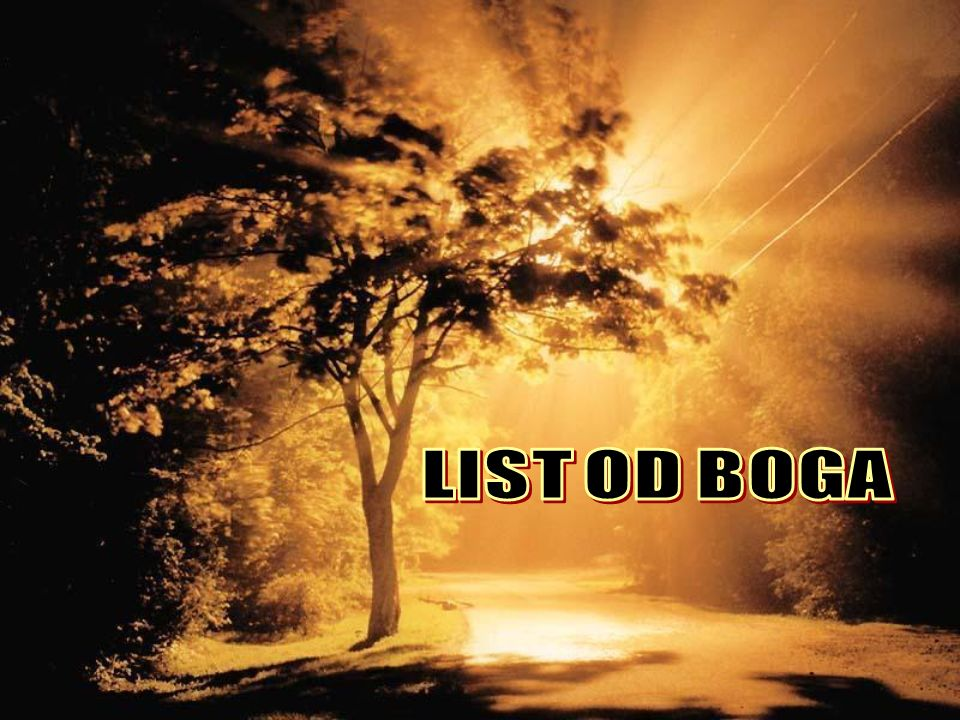 LIST OD BOGA click anywhere on the screen as you proceed