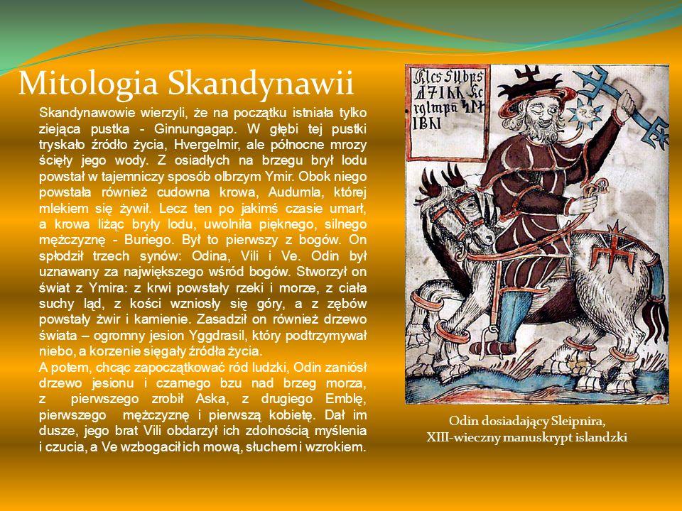 Mitologia Skandynawii