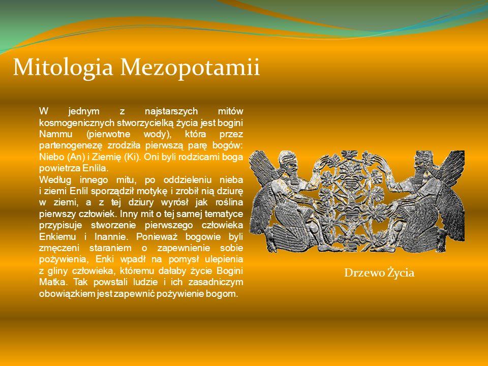 Mitologia Mezopotamii