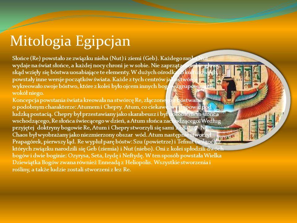 Mitologia Egipcjan