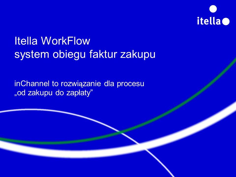 Itella WorkFlow system obiegu faktur zakupu