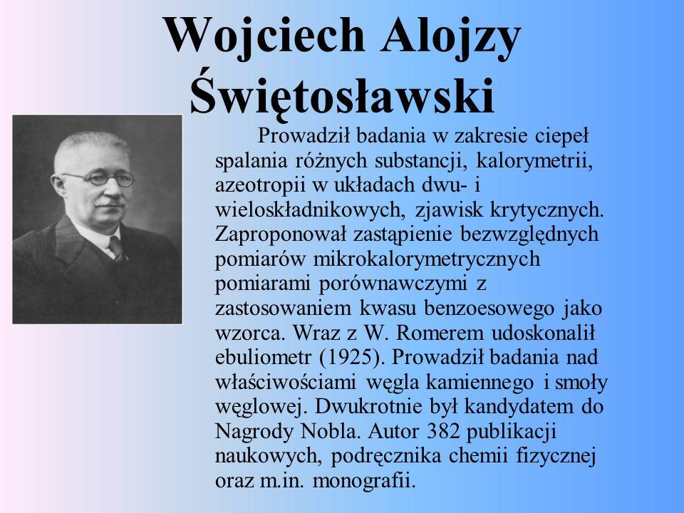 Wojciech Alojzy Świętosławski