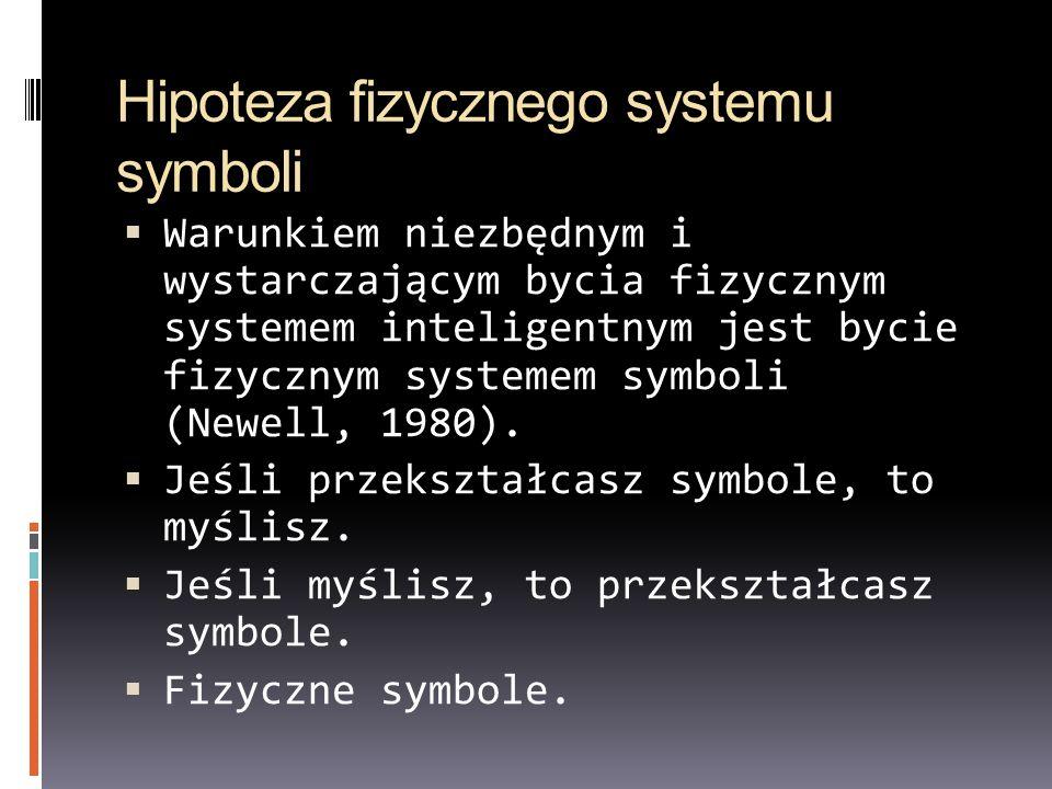 Hipoteza fizycznego systemu symboli
