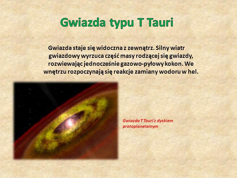 Gwiazda typu T Tauri
