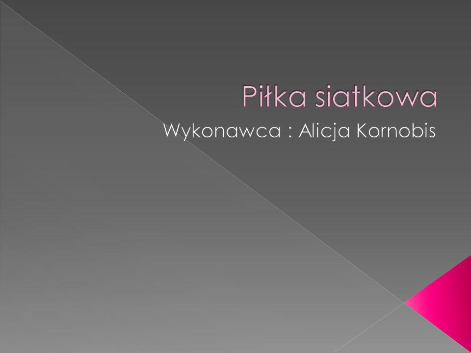 Wykonawca : Alicja Kornobis