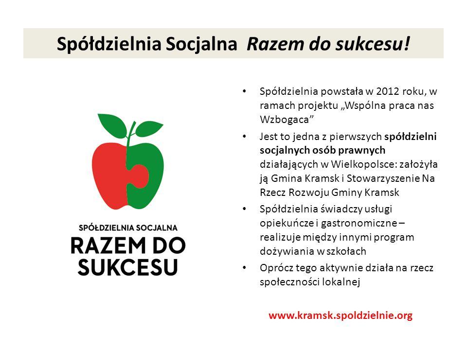 Spółdzielnia Socjalna Razem do sukcesu!