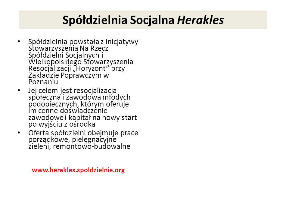 Spółdzielnia Socjalna Herakles