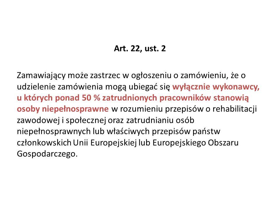 Art. 22, ust. 2