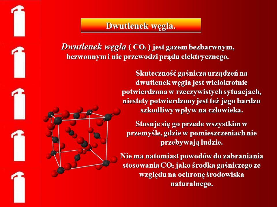 Dwutlenek węgla. Dwutlenek węgla ( CO2 ) jest gazem bezbarwnym, bezwonnym i nie przewodzi prądu elektrycznego.