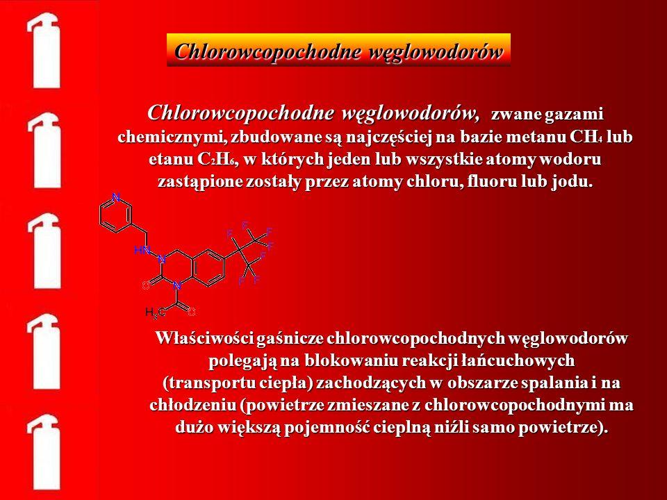 Chlorowcopochodne węglowodorów