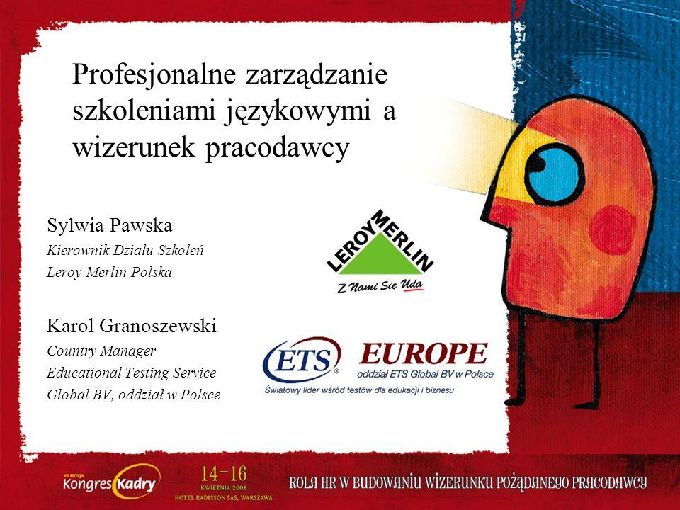 Profesjonalne zarządzanie szkoleniami językowymi a wizerunek pracodawcy