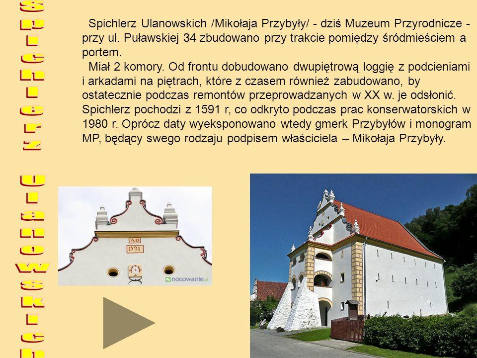 Spichlerz Ulanowskich