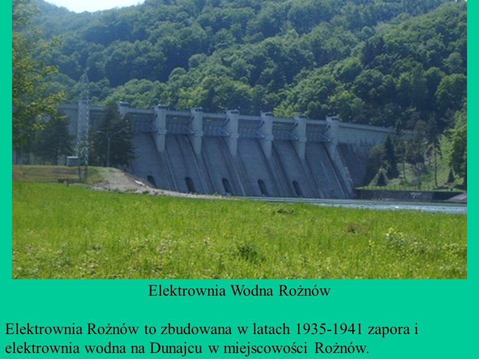 Elektrownia Wodna Rożnów