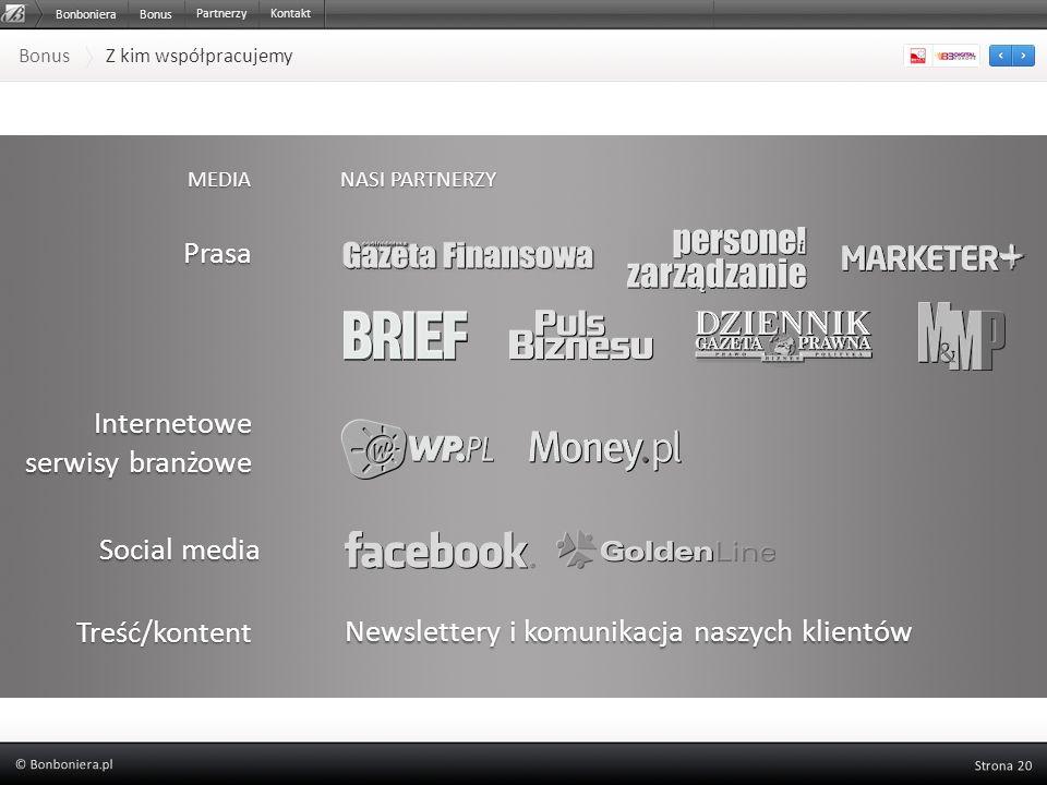 Internetowe serwisy branżowe