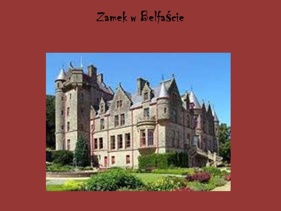 Zamek w Belfaście