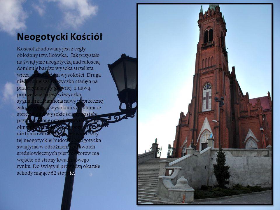 Neogotycki Kościół