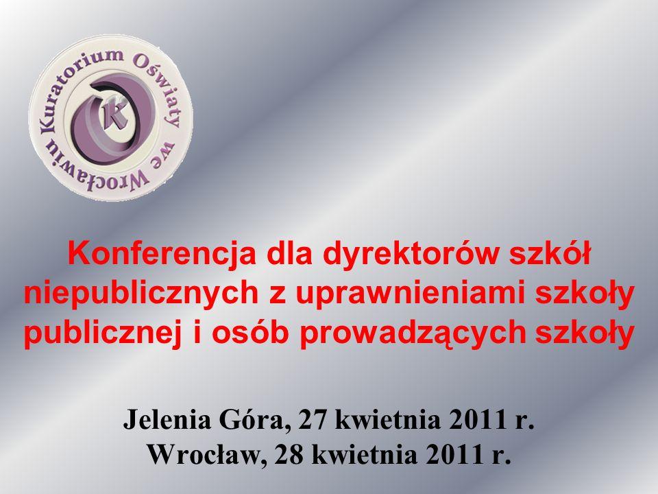 Jelenia Góra, 27 kwietnia 2011 r.