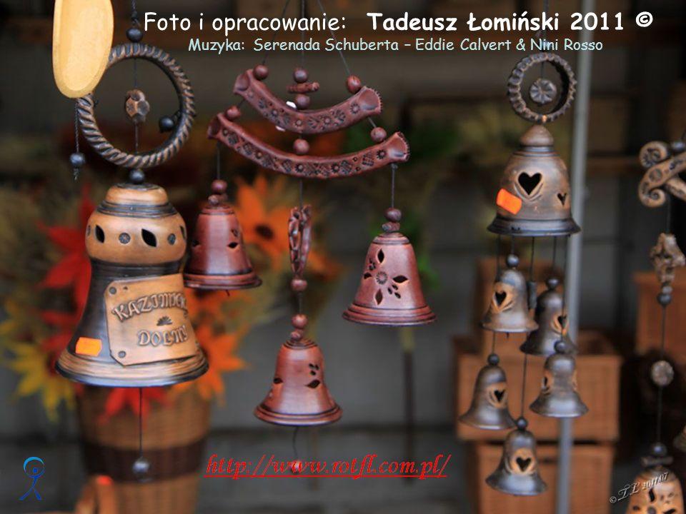 Foto i opracowanie: Tadeusz Łomiński 2011 ©