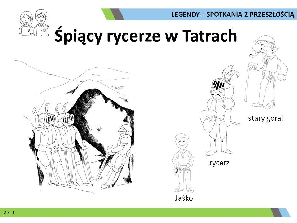 Śpiący rycerze w Tatrach