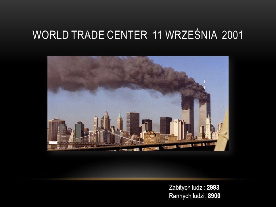 World Trade Center 11 Września 2001