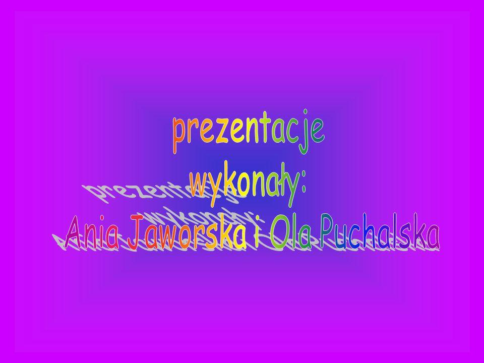 Ania Jaworska i Ola Puchalska