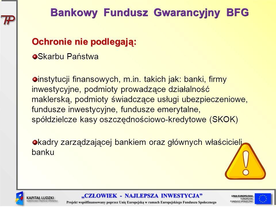 Bankowy Fundusz Gwarancyjny BFG