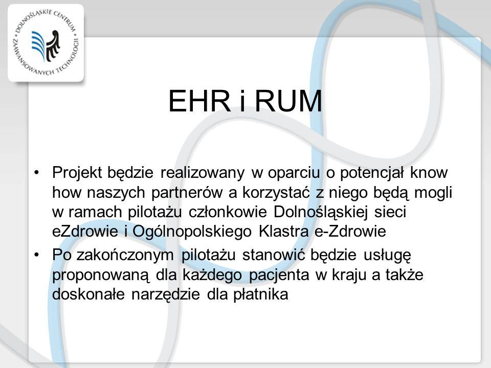 EHR i RUM