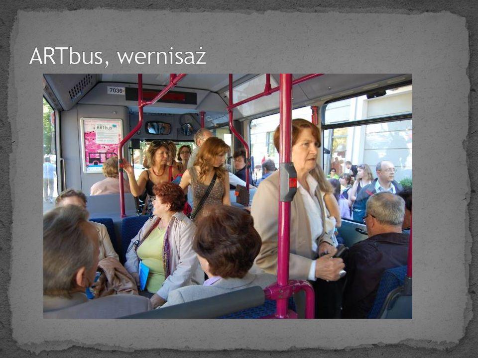 ARTbus, wernisaż