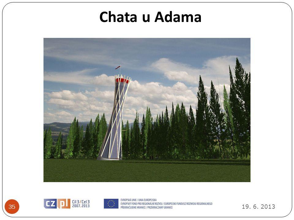 Chata u Adama 35 19. 6. 2013