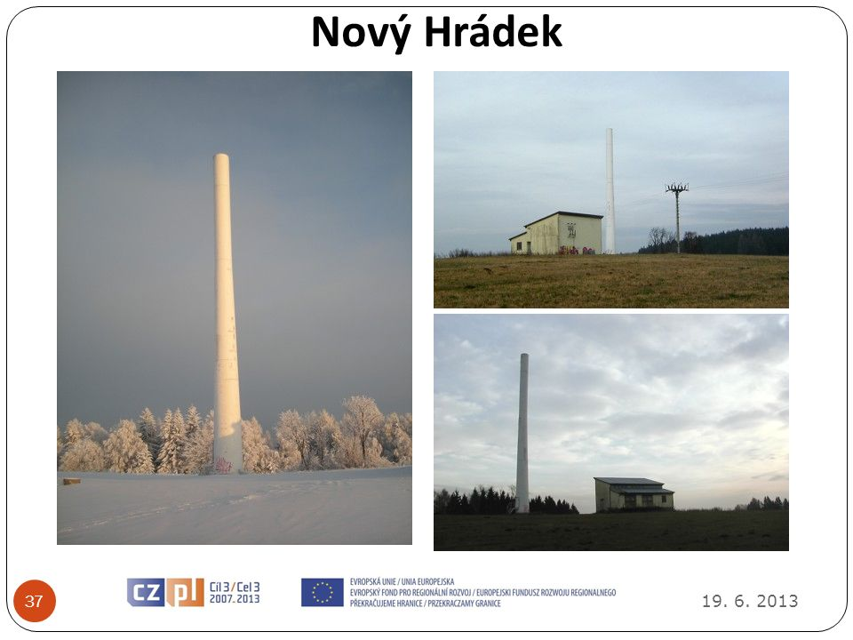 Nový Hrádek 37 19. 6. 2013
