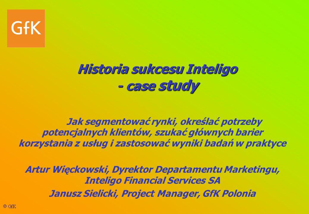 Historia sukcesu Inteligo - case study