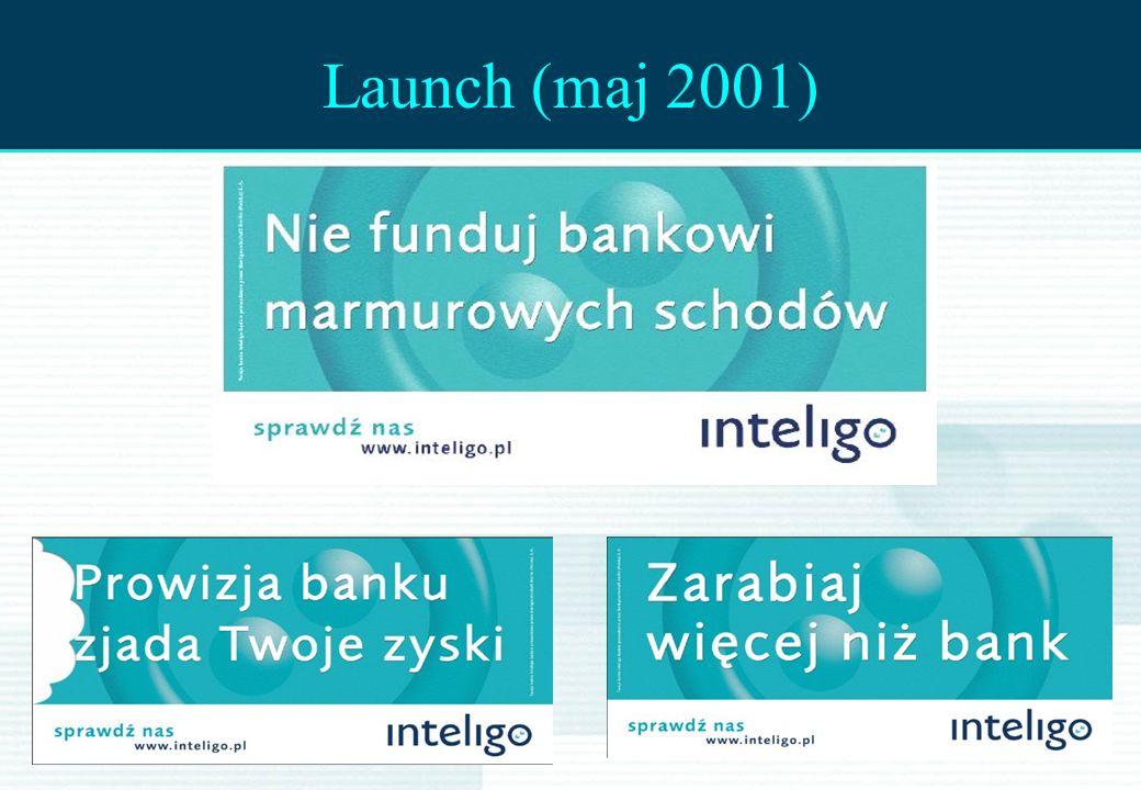 Launch (maj 2001)