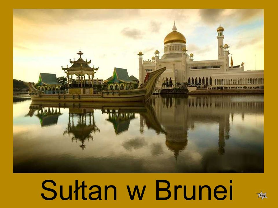 Sułtan w Brunei