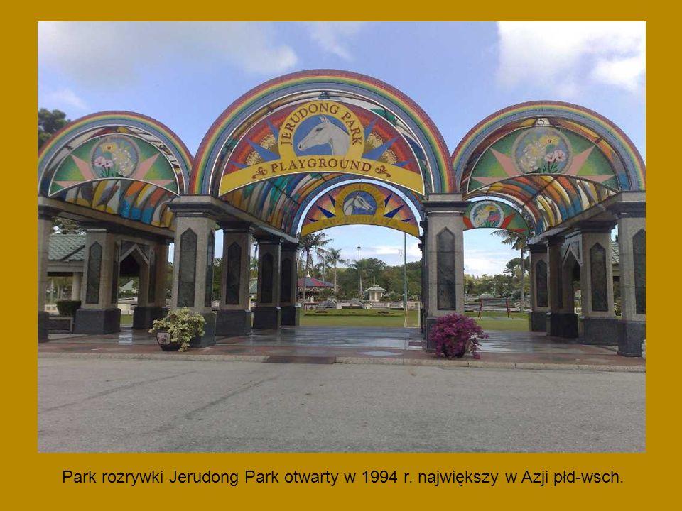 Park rozrywki Jerudong Park otwarty w 1994 r