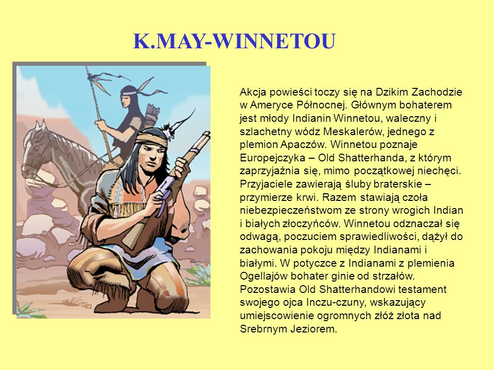 K.MAY-WINNETOU