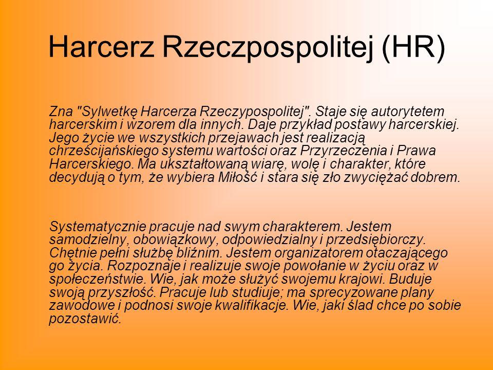 Harcerz Rzeczpospolitej (HR)
