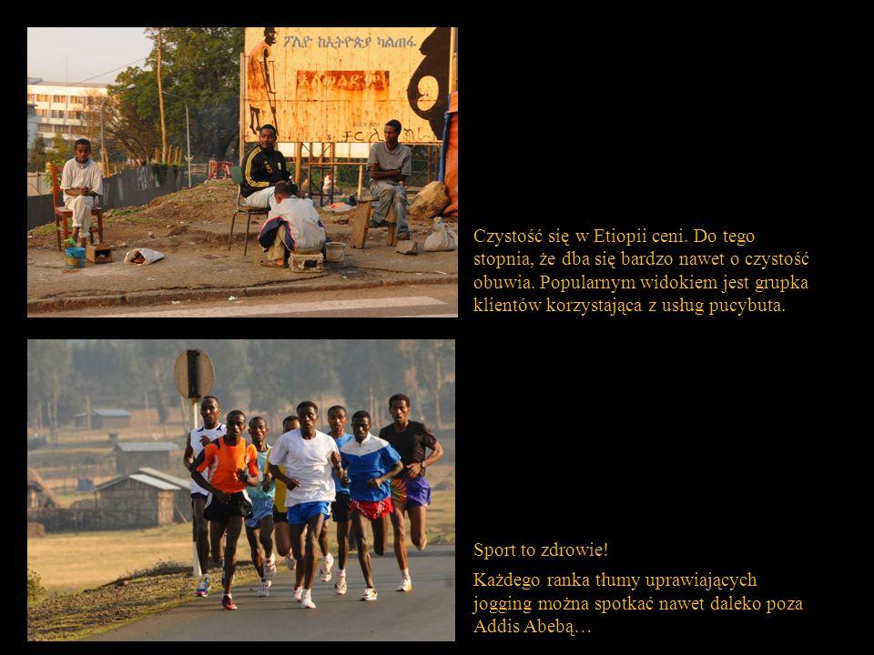 Czystość się w Etiopii ceni